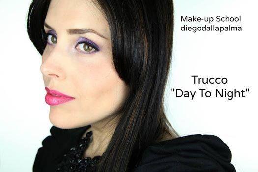 Foto: Trucco da giorno e trucco da sera, scoprite con Giuliana come realizzare un trucco adatto a tutte le occasione mondane e non. Ecco la 3^ lezione del makeup School: Day to Night.  Tutti i prodotti utilizzati li trovate qui: http://www.diegodallapalma.com/store/it/  - FIALE TENSORI PRE-TRUCCO - CORRETTORE IN STICK N.3 - SPUGNETTA IN LATTICE - FONDOTINTA OPACO 2 W.W. N.41 - CIPRIA COMPATTA N.10 - PENNELLO N.28 - TERRA ABBRONZANTE N.101 - PENNELLO N.30 - MATITA OCCHI N.17 - PENNELLO N.5…
