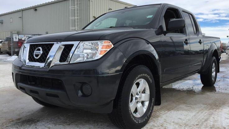 2013 Nissan Frontier 16n007b