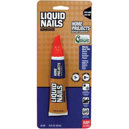 Liquid Nails Adhesive LN201 .75 oz Liquid Nails