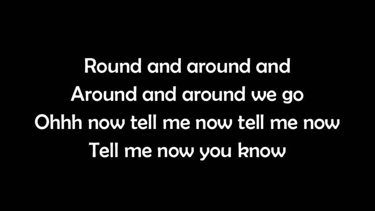 Rihanna Stay Lyrics