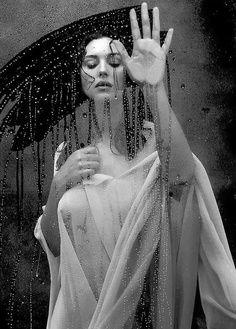 Monica Bellucci by Helmut Newton.