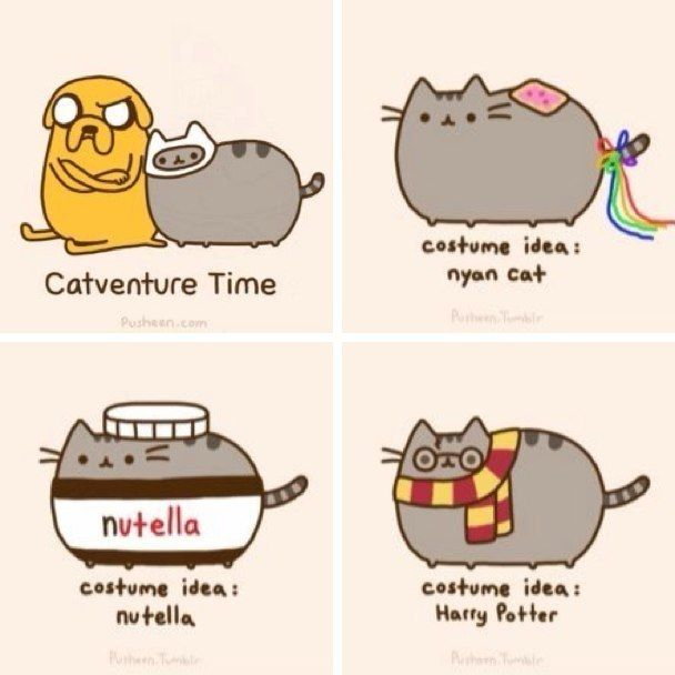 21 best images about Pusheen on Pinterest