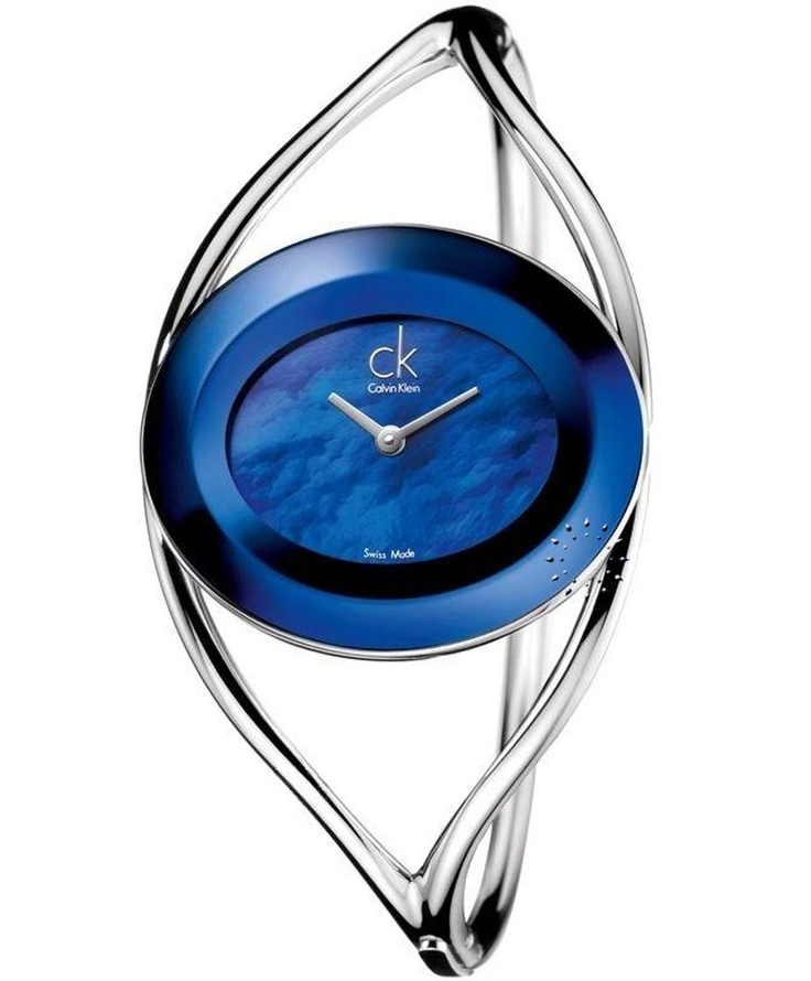 CALVIN KLEIN Delight Stainless Steel Bangle, 198€ http://www.oroloi.gr/product_info.php?products_id=33658