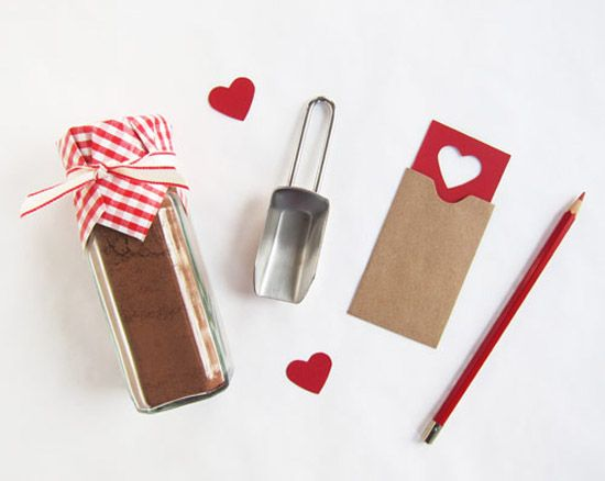 Valentine's DIY packaging idea by Scout's Honor Co.
