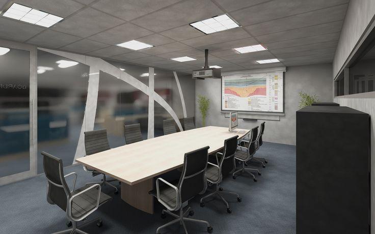 Conceptual - Office Fitout