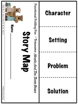 A Treasure Of A Unit For 2nd Grade: Abuelo And The Three Bears {Common Core Aligned}  ~This Unit Is Aligned To The CCSS And EACH PAGE Has The Specific CCSS Listed~ This is a 94 page resource and activity packet. $