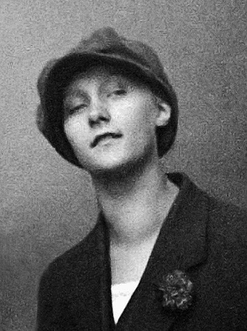 """Swedish writer Astrid Lindgren, author of """"Pippi Longstocking"""" / l'écrivaine suédoise Astrid Lindgren, auteure de """"Fifi Brindacier"""""""