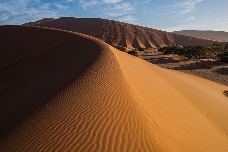 """True beauty of nature"" in Sossusvlei, Namibia ©Asgeir Westgård"