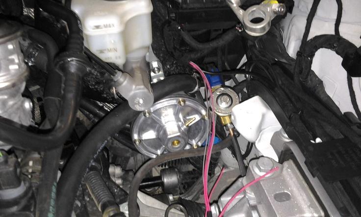 Skoda Octavia 2012 Model Prins Silverline Otogaz Dönüşümü - Doğan Makina