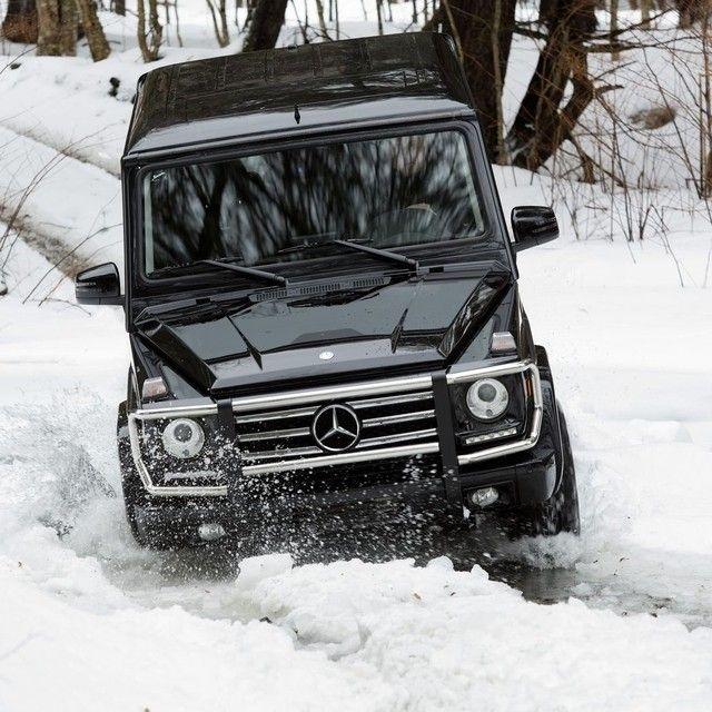 G taking snow