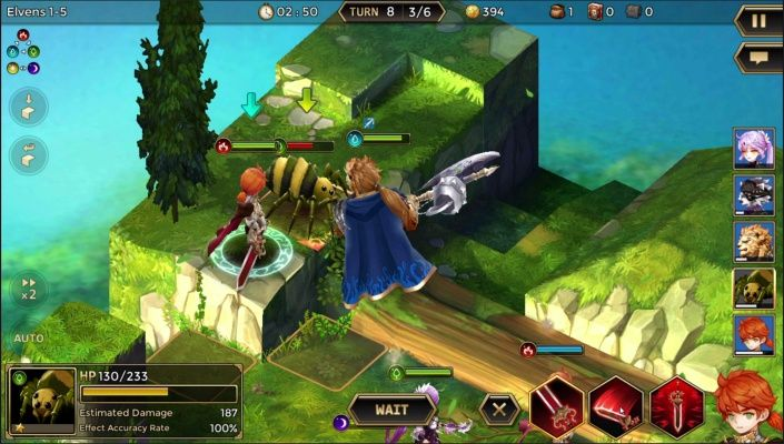 War of Crown is a Android Free to play Turn Based Strategy Multiplayer Game set in a world where the Death Guard Army has ravaged the land as a result of their pursuit of the Crown of Greed