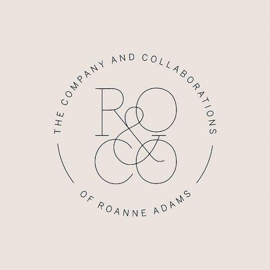 Nice Logo!  #logos #logos #logos ThanksLogo Design, Circles Logo, Logo Inspiration, Logos Design, Graphics Design, Roanne Adam, Vintage Logo, Retro Logo