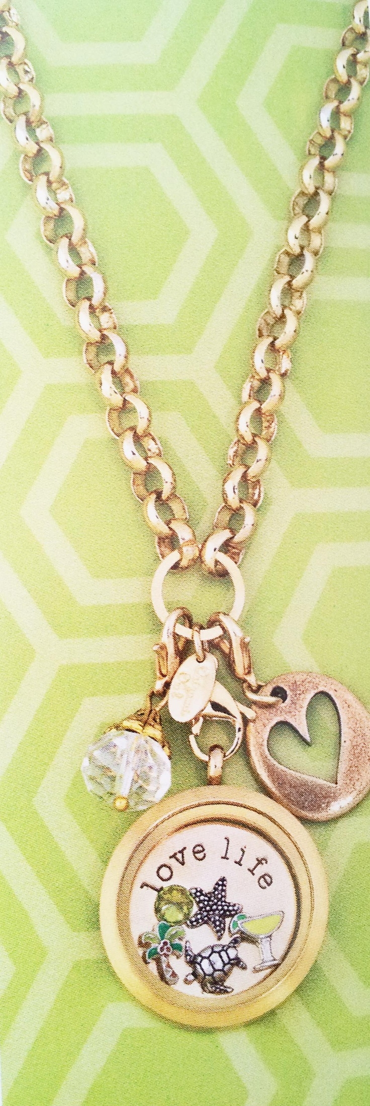 152 best origami owl living lockets images on pinterest origami owl gold jeuxipadfo Images