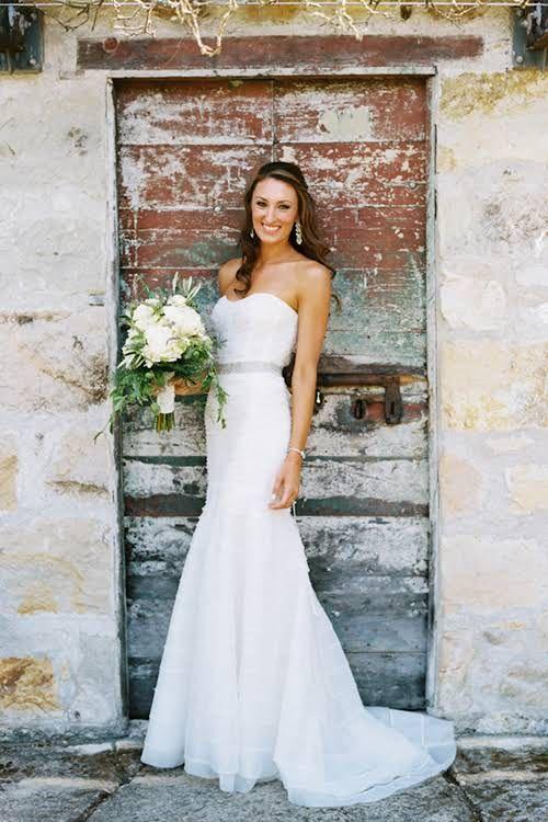 One Couple's Italian-Inspired Vineyard Wedding in Napa Valley