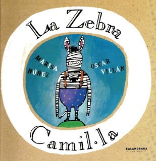 La zebra Camil·la