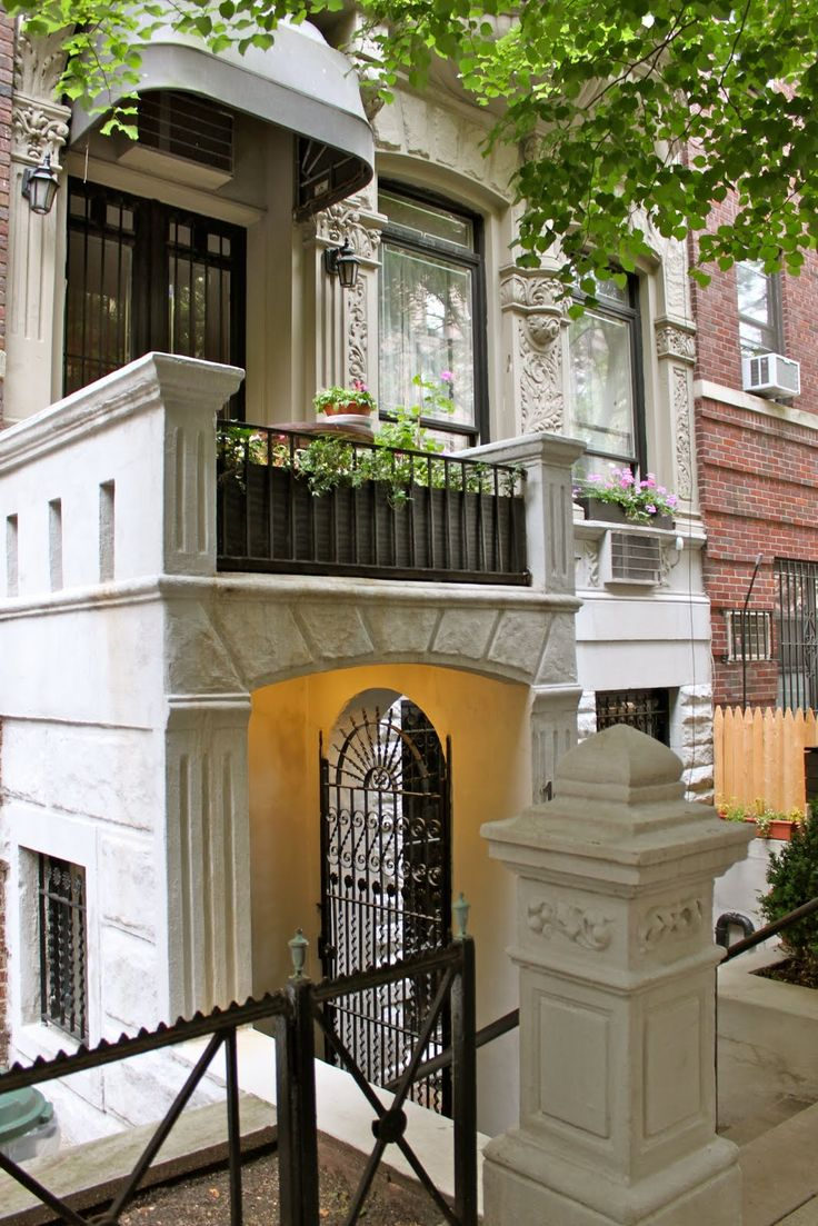 146 best images about my brownstone obsession on pinterest for Apartments upper west side manhattan