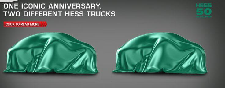 hess toy trucks 50th | 2014 Hess Truck Toy