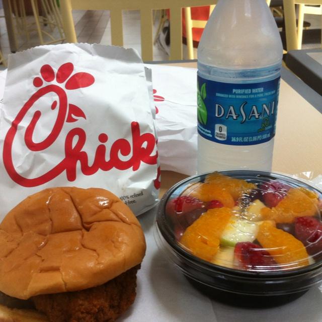 Chick-Fa-La Appreciation Day August 1, 2012:)
