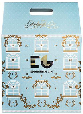 Christmas #affiliatelink #christmas #holidays #gifts   Edinburgh Gin Advent Calendar, 5cl, Pack of 25