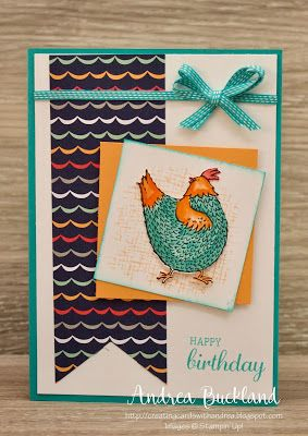 Creating Cards with Andrea: ESAD 2017 Occasions Catalogue and Sale-A-Bration Sneak Peek