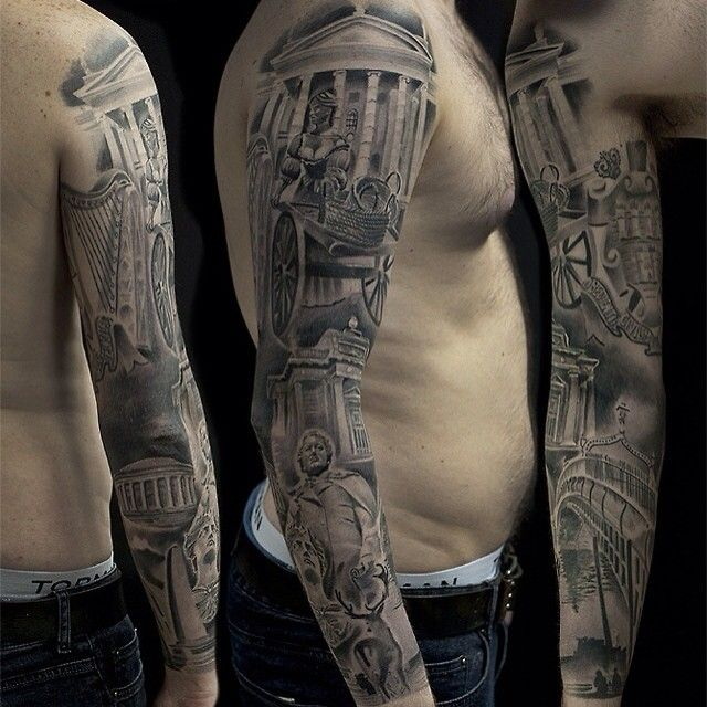 17 Best Ideas About Celtic Writing On Pinterest: 17 Best Images About Sleeve Tattoo Ideas On Pinterest