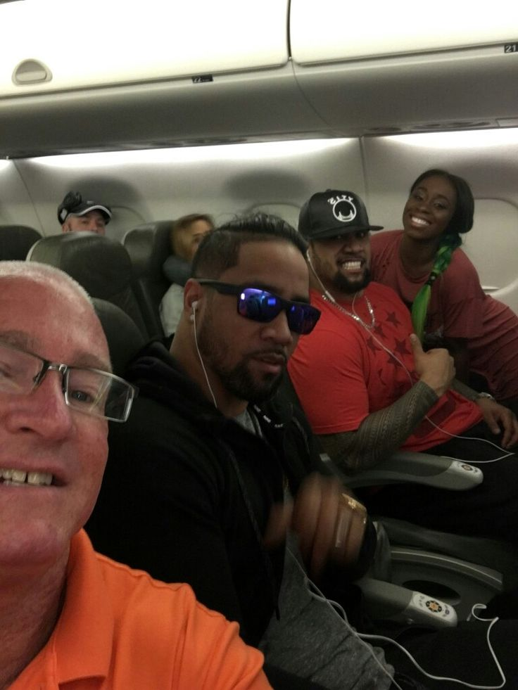 Scott Armstrong, The Usos and Naomi headed to Orlando.