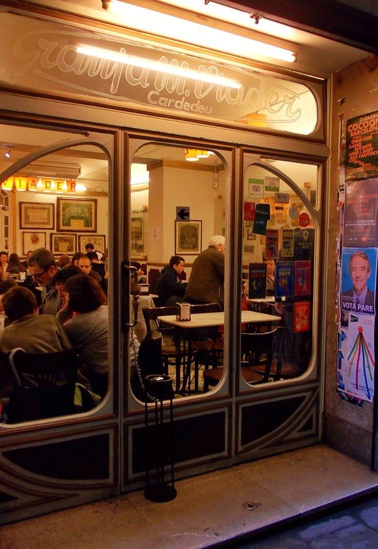 Cafe Granja Viader, Barcelona