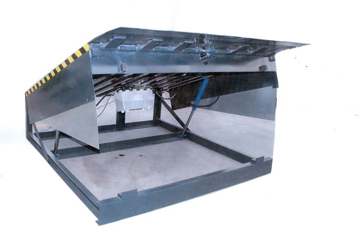 #Dock_levelers are perfect at compensating differences in height. They are specially designed to bridge the distance between vehicles and bay, thus eliminate the differences between truck bed and floor.  http://www.vvsautomaticdoors.com/detail-vvs_hydraulic_dock_leveler-15.htm
