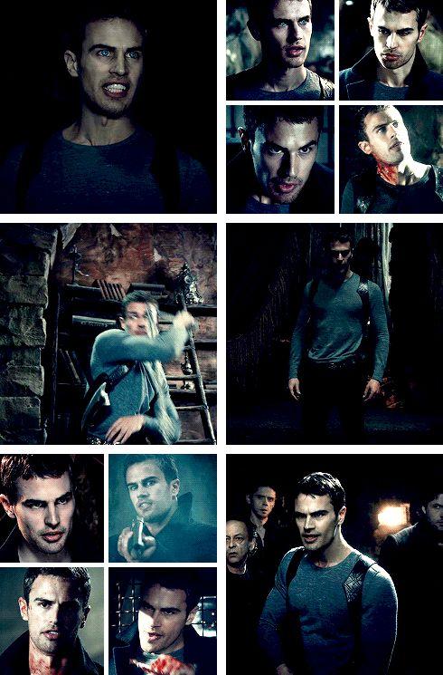 Theo James as David - Underworld: Awakening (2012)