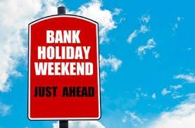 Spring Bank Holiday on Girlfridayz 25% OFF SITEWIDE