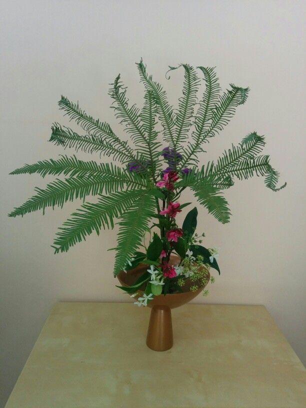 Ikenobo Ikebana by Flavia De Giovanni, Ikebana teacher in Pescara, Italy
