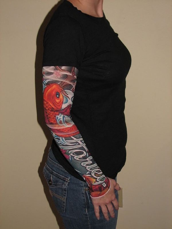 17 best ideas about harley davidson tattoos on pinterest for Tattoo sleeve shirts for women