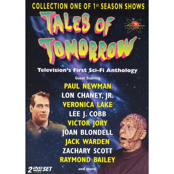 Tales of tomorrow:Collection 1 (Dvd)
