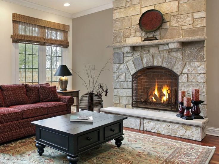 The Alpha 36S direct vent gas fireplace is available in an arched or rectangular opening and has multiple design options to customize your fireplace.