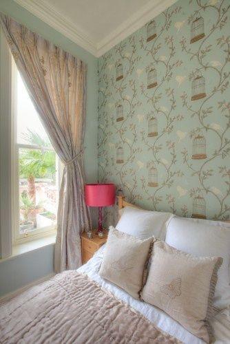 Love the curtains Vintage bedroom ideas Pinterest