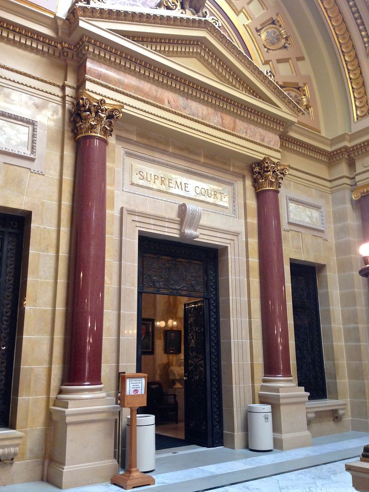 The Wisconsin Supreme Court is the state's highest court. It's the court of last resort-- it hears appeals from lower state courts (although certain cases come directly to the Supreme Court).  Visitors are welcome to attend oral argument or listen to the proceedings at  http://www.wiseye.org/Home.aspx.