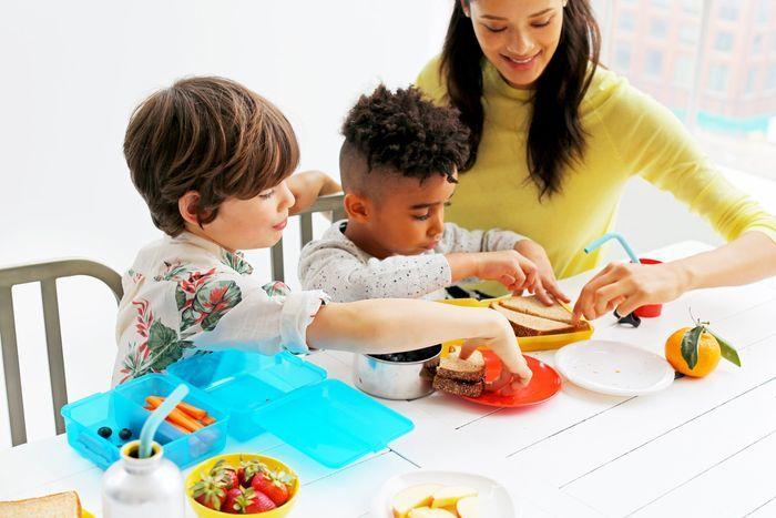 4 важных урока по похудению от детей