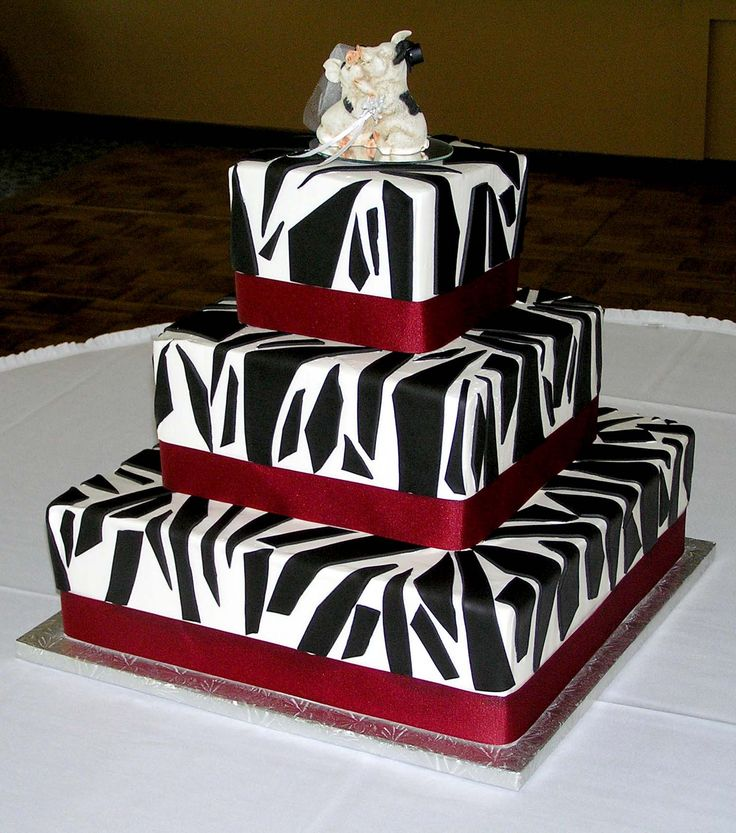 115 best Animal Print Cakes images on Pinterest Animal print cakes
