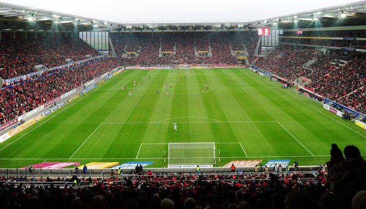 The Opel Arena in Mainz. ©Landeshauptstadt Mainz