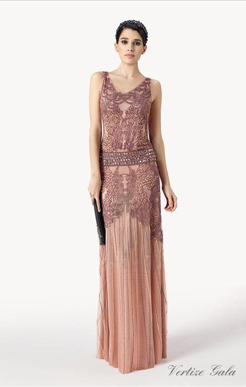 Vertize gala vestidos de fiesta largos precios