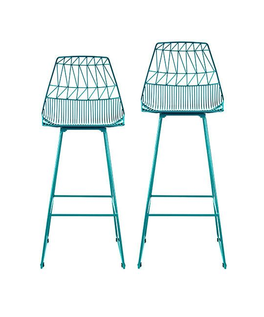 Lucy Bar or Counter Stool by Bend Studios (LA)