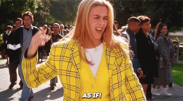 """49 Thoughts You Have When Watching """"Clueless"""" For The First Time"""