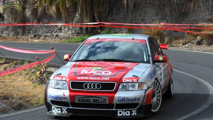 Audi+A4+STW+Süper+Touring+İle+Tırmanma