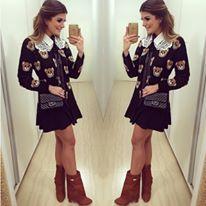 Look Ferrucci da Blogger Ariane Canovas