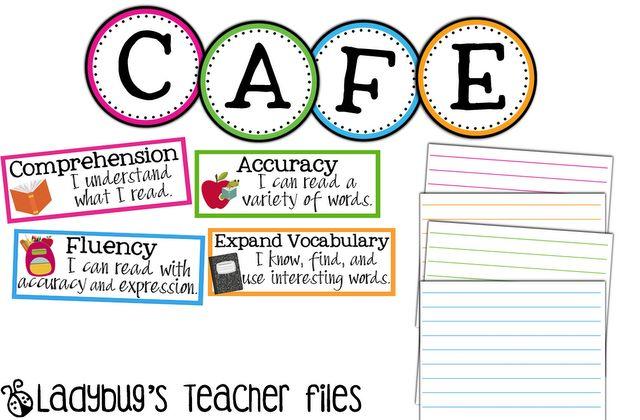 Ladybug's Teacher Files: More CRAFT & CAFE Headers