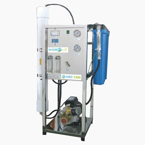 Planta Potabilizadora Osmosis Inversa 1500GPD - HIDROLIT InRO 1500