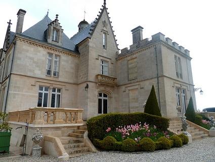 Visite et dégustation au Château Pape Clément, Bordeaux | Ma p'tite cuisine