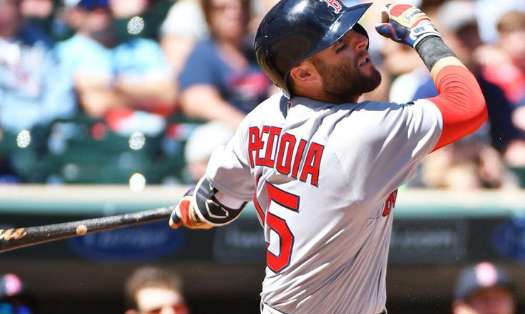 Red Sox 2B Dustin Pedroia diagnosed with sprained left wrist = Boston Red Sox second baseman Dustin Pedroia has avoided yet another serious injury so it appears. While making an appearance on MLB Network Radio on Tuesday morning, Red Sox manager John Farrell revealed.....