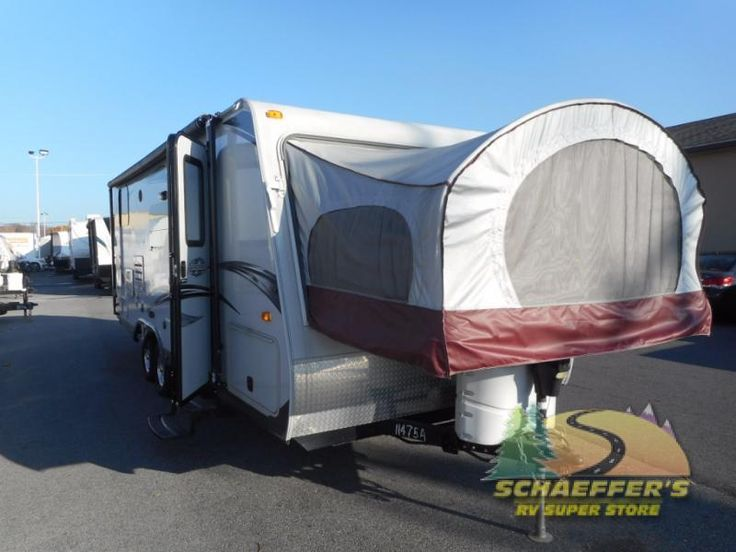 Used 2013 Dutchmen RV Aerolite 232E Shuttle Expandable at Tom Schaeffer's RV Superstore | Shoemakersville, PA | #11475A