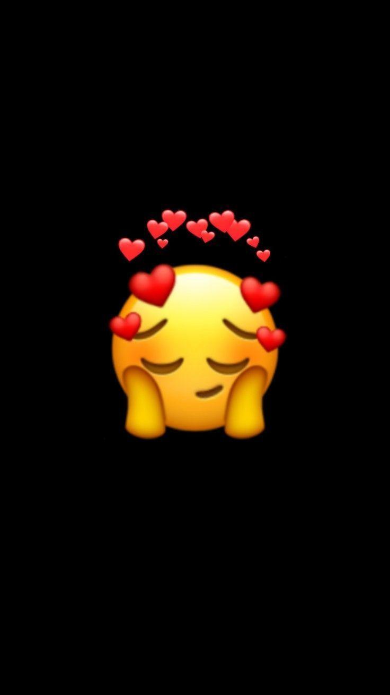 Emoji Pour Les Fonds Cellulaires Wallpaper Iphone Cute Cute Emoji Wallpaper Emoji Wallpaper Iphone
